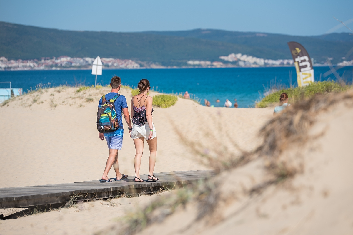 Bulharsko: 8 denní pobyt na Slunečném pobřeží v přímo u vyhlášené Cacao beach.