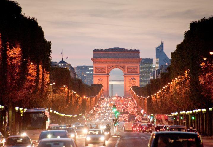 Francie: 4 denní poznávací zájezd do Paříže s dopravou, ubytováním a snídaní.